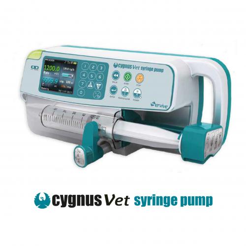 Seringa Perfusora Cygnus Vet Syringe Pump