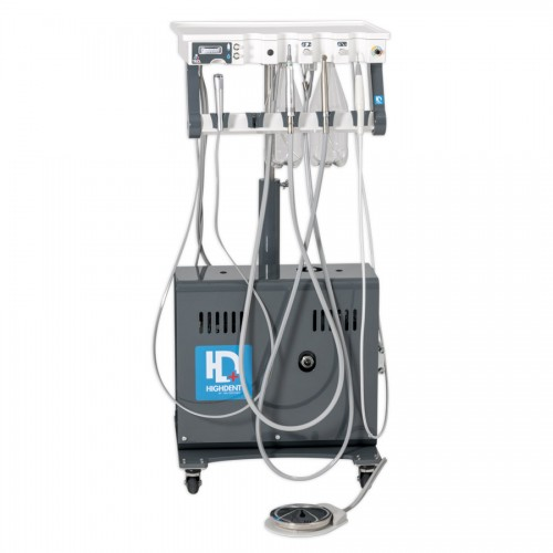 Unidade dental Hightdent Trio Plus